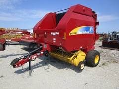 Baler-Round For Sale 2009 New Holland BR7090
