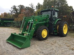 Tractor For Sale 2018 John Deere 7230R , 230 HP