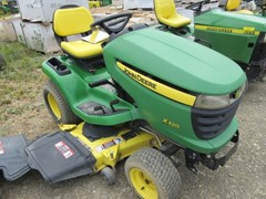 Lawn Mower For Sale 2009 John Deere X320 , 22 HP
