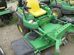 Zero Turn Mower For Sale 2010 John Deere Z720A , 25 HP