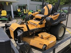Zero Turn Mower For Sale 2012 Cub Cadet LZ60 KW , 27 HP