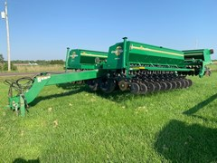 Grain Drill For Sale 2003 Great Plains 3S4000