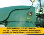 Header-Corn For Sale2012 John Deere 608C