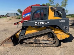 Skid Steer For Sale 2015 John Deere 333E