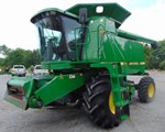 Combine For Sale1989 John Deere 9500