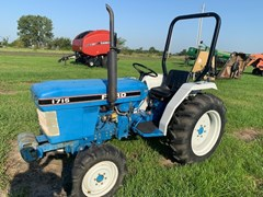 Tractor For Sale 1993 Ford 1715 , 27 HP
