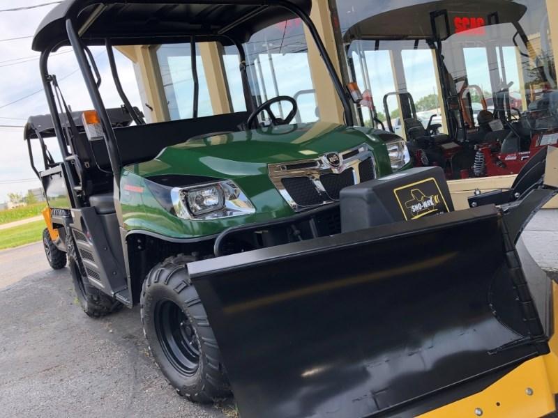 2018 Kioti Mechron 2200 Utility Vehicle For Sale