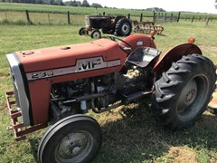Tractor For Sale 1976 Massey Ferguson 230 , 40 HP