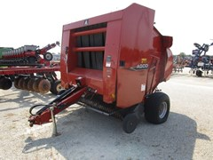 Baler-Round For Sale 2007 Hesston 5556