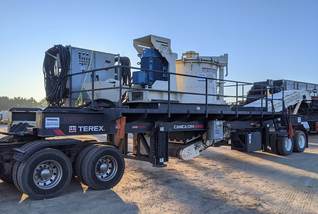 2019 Canica CRV2000 Crusher - Impact For Sale