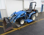 Tractor For Sale:  New Holland TC24D