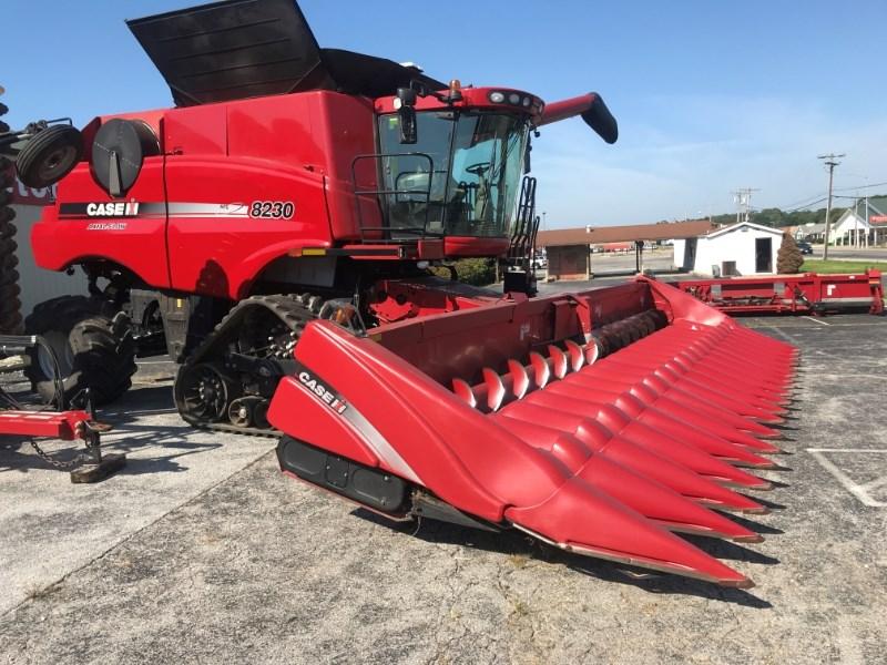 2012 Case IH 3418 Header-Corn For Sale