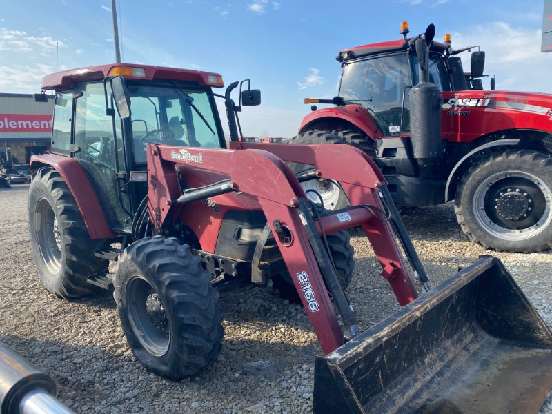 2003 Case IH JX100U Tractor For Sale