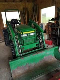 Tractor For Sale 2007 John Deere 790 , 30 HP