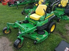 Zero Turn Mower For Sale 2009 John Deere Z850A , 25 HP