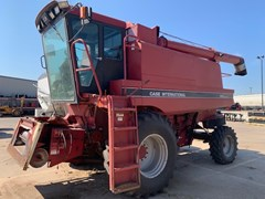 Combine For Sale 1992 Case IH 1660