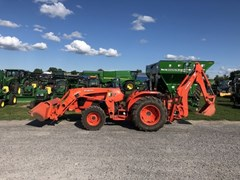 Tractor For Sale 2015 Kubota MX5200D , 52 HP