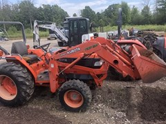 Tractor For Sale 1999 Kubota L3010 , 32 HP