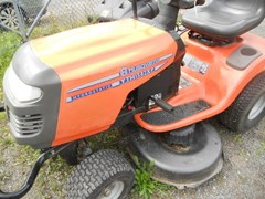 Lawn Mower For Sale 2001 Husqvarna YTH1542 , 15 HP