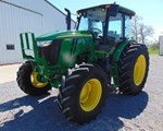 Tractor For Sale2018 John Deere 6105E, 105 HP