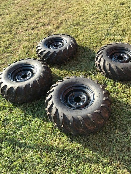 John Deere 825I WHEELS & TIRES Wheels and Tires For Sale