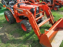 Tractor For Sale 2009 Kubota B7500HSD , 25 HP