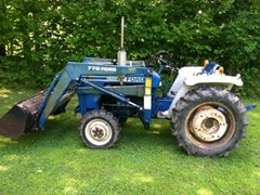 Tractor For Sale 1979 Ford 1500 , 20 HP