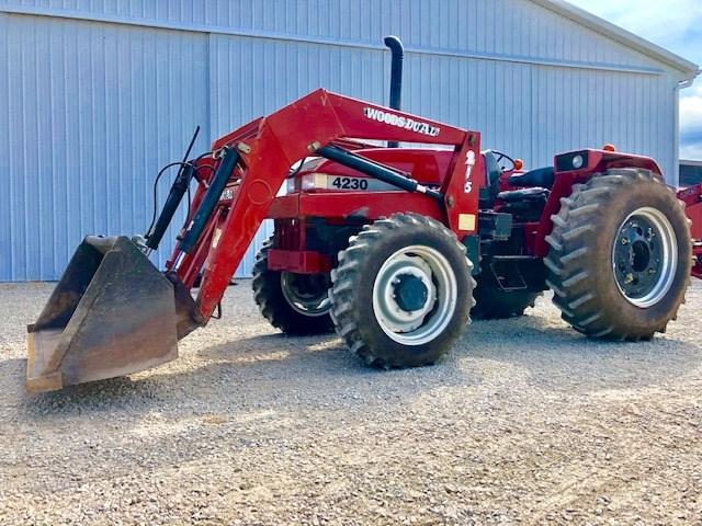 1996 Case IH 4230 Tractor For Sale