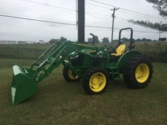 Tractor For Sale 2017 John Deere 5055E , 55 HP