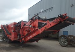 Crusher - Impact For Sale:  2016 Finlay I-110RS