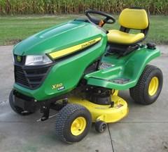 Riding Mower For Sale 2015 John Deere X310 , 18 HP