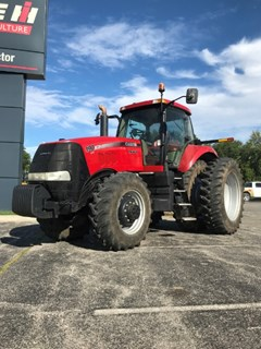 Tractor For Sale 2010 Case IH MAGNUM 190 , 190 HP