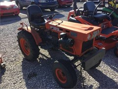 Tractor For Sale Kubota B6200 , 15 HP