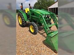 Tractor For Sale 2015 John Deere 4044M , 40 HP
