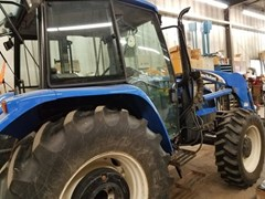 Tractor For Sale 2005 New Holland TL90A , 90 HP