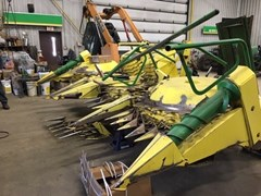 Forage Head-Rotary For Sale 2009 John Deere 676