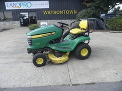Lawn Mower For Sale 2009 John Deere X300 , 17 HP