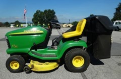 Riding Mower For Sale 2005 John Deere LT180 , 17 HP