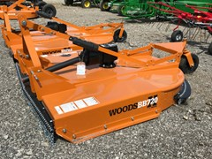 Cutter For Sale 2019 Woods BB72X