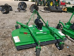 Finishing Mower For Sale 2017 Woods RD72