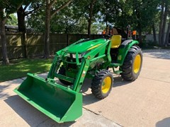 Tractor For Sale 2016 John Deere 4052M , 52 HP