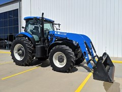 Tractor For Sale 2015 New Holland T7.210 , 165 HP