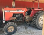 Tractor - Row Crop For Sale: 1976 Massey Ferguson MF1105, 110 HP
