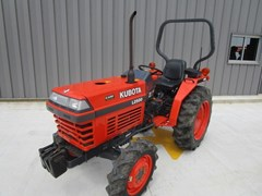 Tractor For Sale 1998 Kubota L2500 , 27 HP
