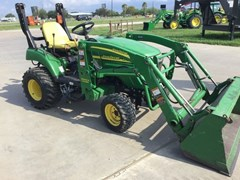 Tractor For Sale 2010 John Deere 2305 , 24 HP
