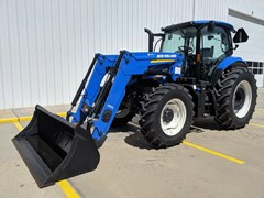 Tractor For Sale 2018 New Holland T6.145 , 115 HP