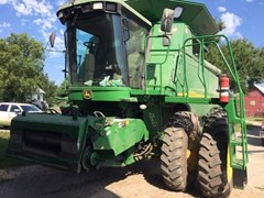 Combine For Sale 2003 John Deere 9560 STS