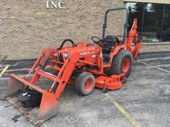 Tractor For Sale 1999 Kubota B2710HST