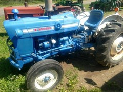 Tractor - Utility For Sale 1970 Ford 3000 , 47 HP