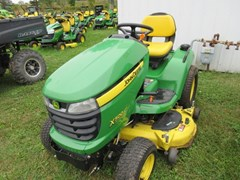Lawn Mower For Sale 2011 John Deere X500 , 25 HP